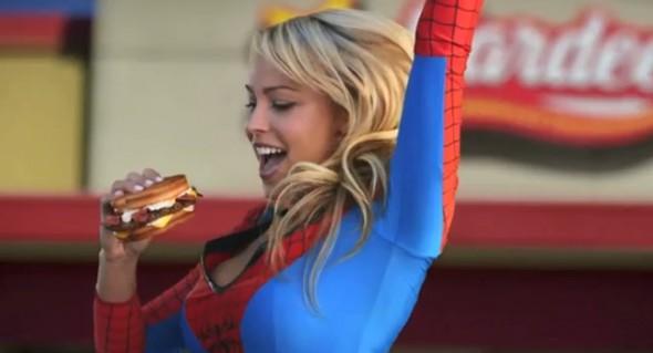 Spider-Man Hardee's