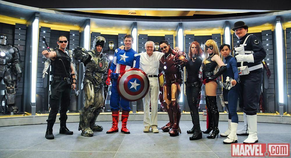 Stan Avengers SDCC