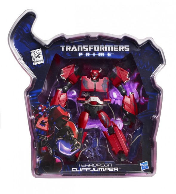 Transformers Terrorcon Cliffjumper