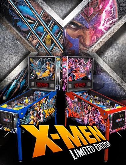 X-Men Pinball