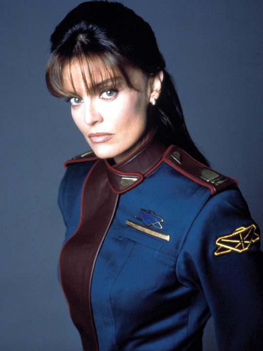 Babylon 5 Tracy Scoggins