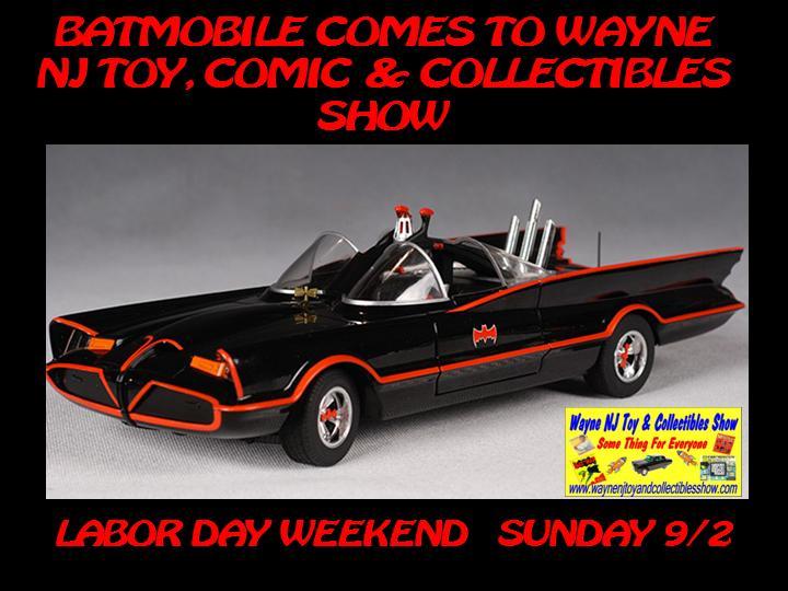 Batmobile Wayne