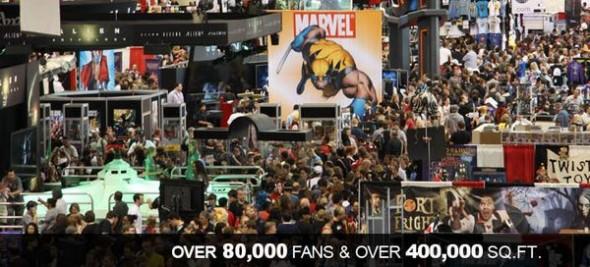 Fan Expo Canada 2012