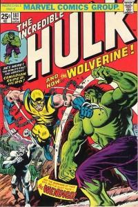 Herb Trimpe Hulk 181