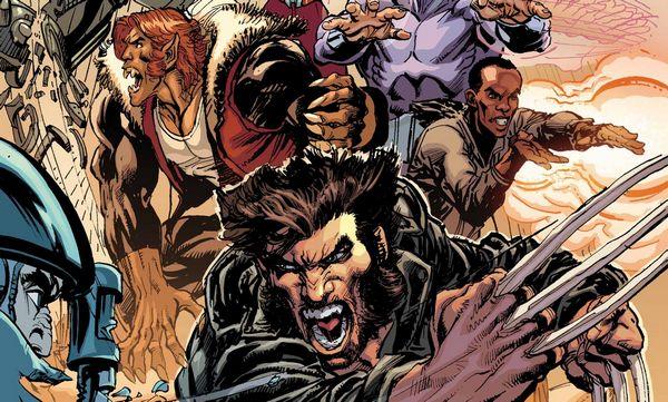 Neal Adams First X-Men