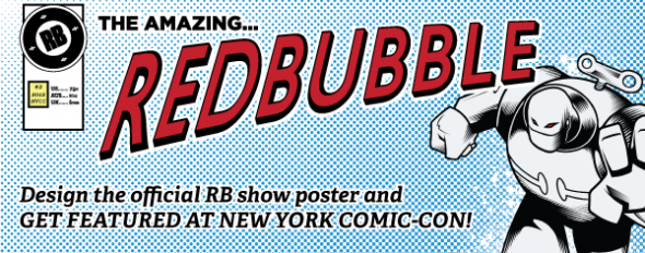Redbubble NYCC