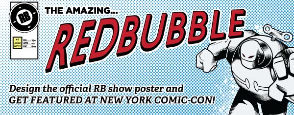 Redbubble NYCC
