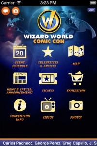 Wizard World App