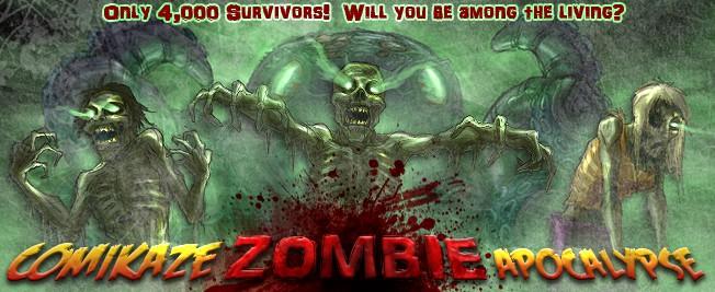 Zombie Comikaze
