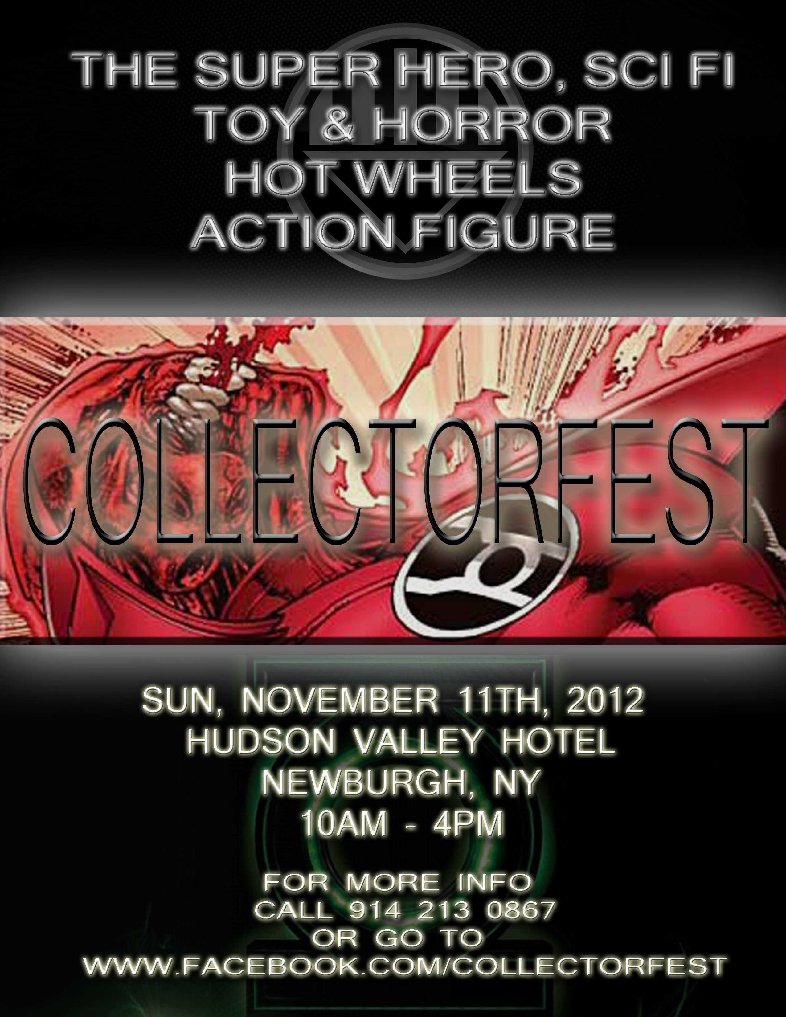 Collectorfest November 2012