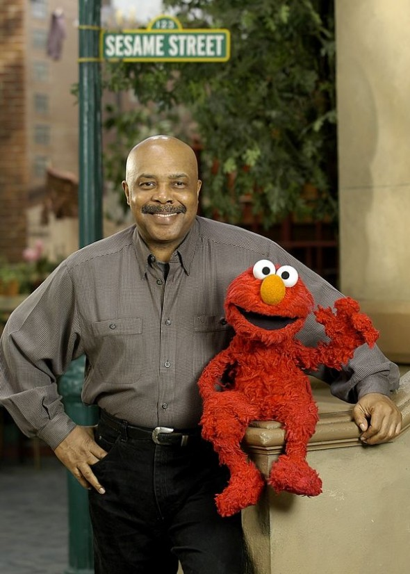 Elmo and Gordon