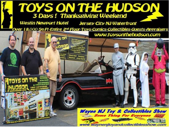 Toys on the Hudson