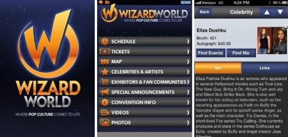 Wizard App