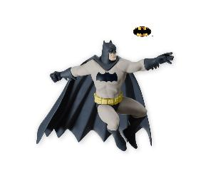 A Human Hero Batman