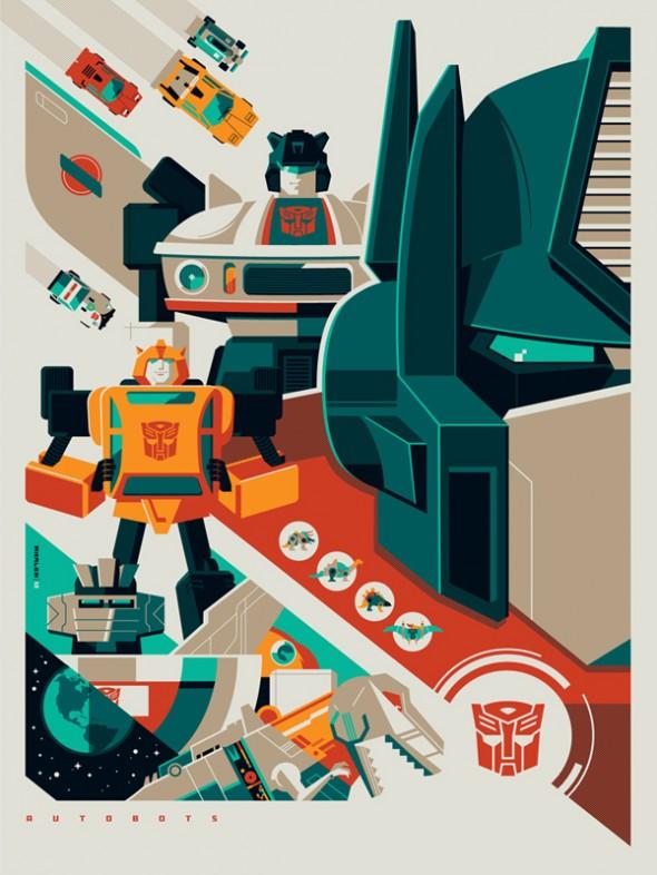 Autobots Print