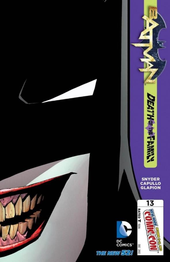 Batman 13 NYCC Batman