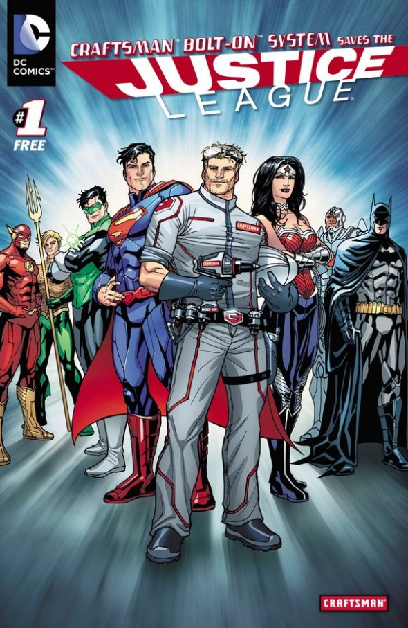 Craftsman Justice League