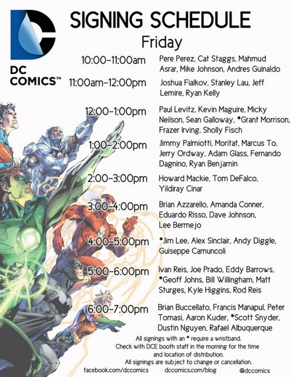 DC NYCC Friday