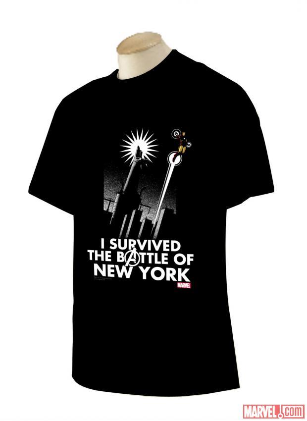 I Survived New York