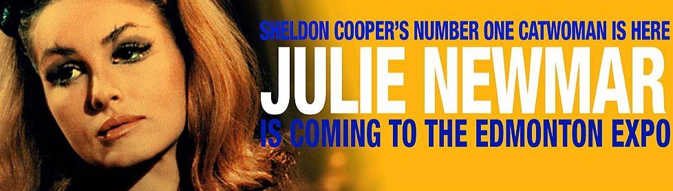 Julie Newmar Edmonton