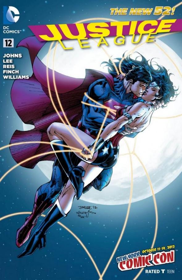 Justice League NYCC