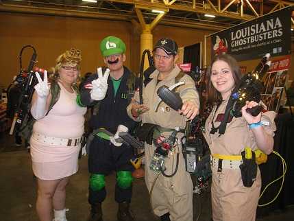 Louisiana Ghostbusters