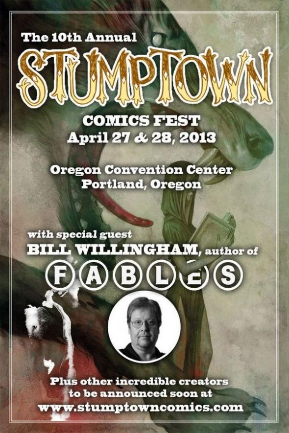 Stumptown 2013