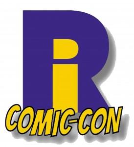 Rhode Island Comic Con logo