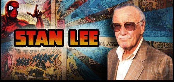 Stan Lee WW Portland