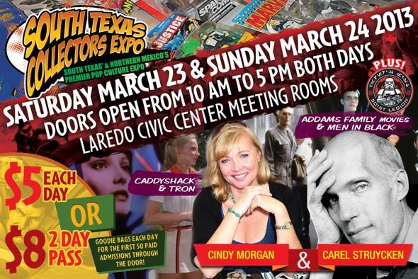 STCE March 2013 Flyer
