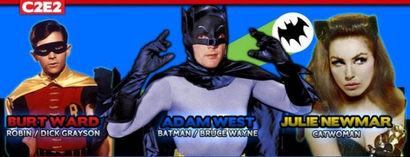 C2E2 Batman