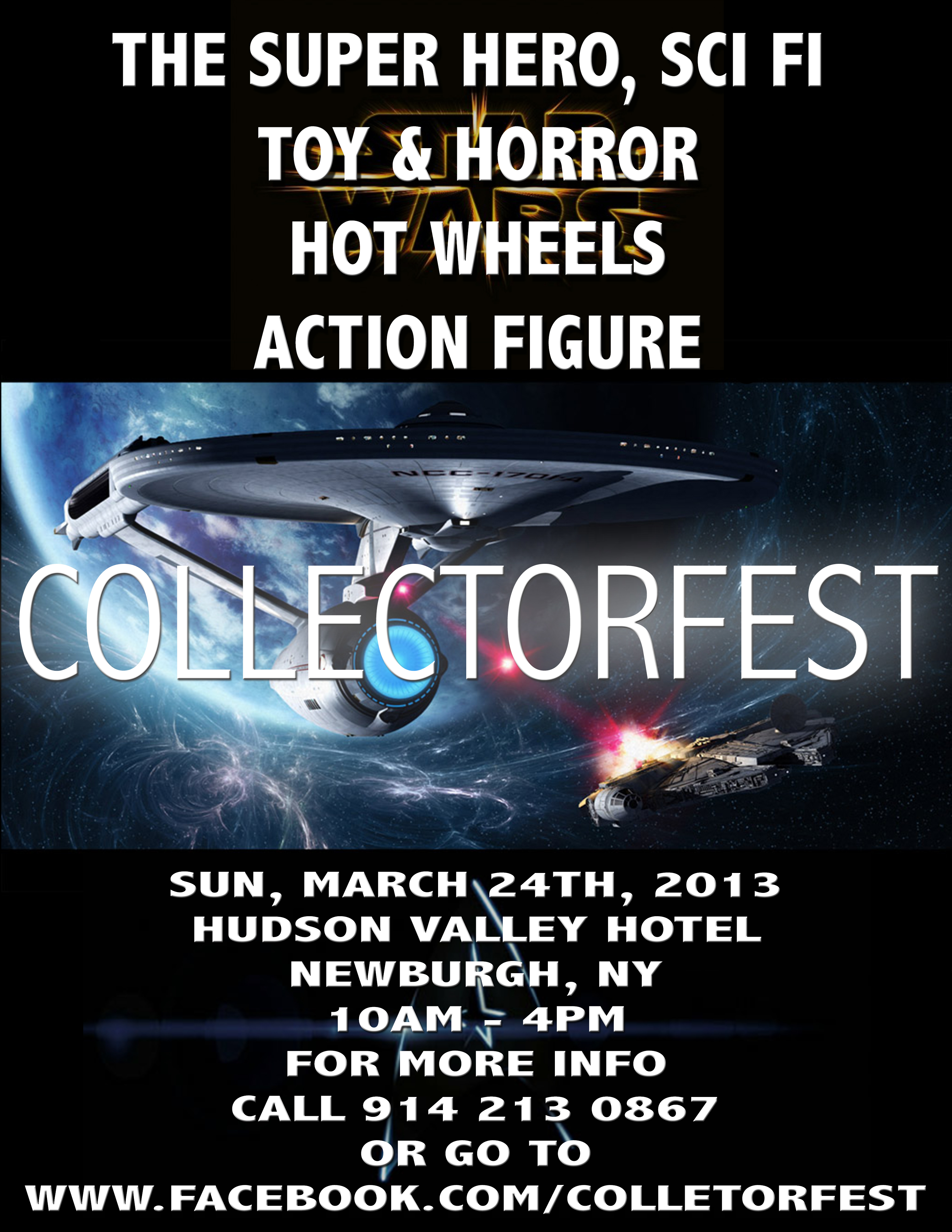 March 24 COLLECTORFEST