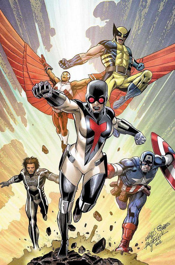 Avengers Pacheco