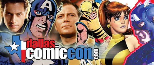 Dallas Comic Con May 2013