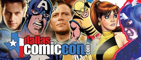 Dallas Comic Con May 2013