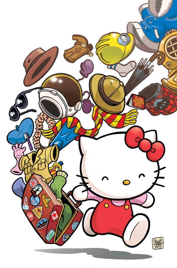 Hello Kitty Jacob Chabot