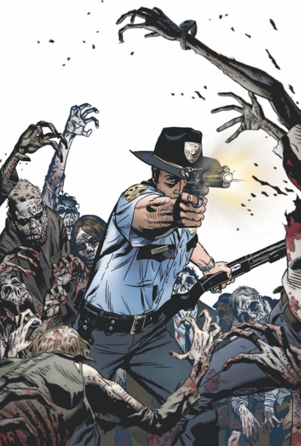 Walking Dead Wizard World Portland Variant