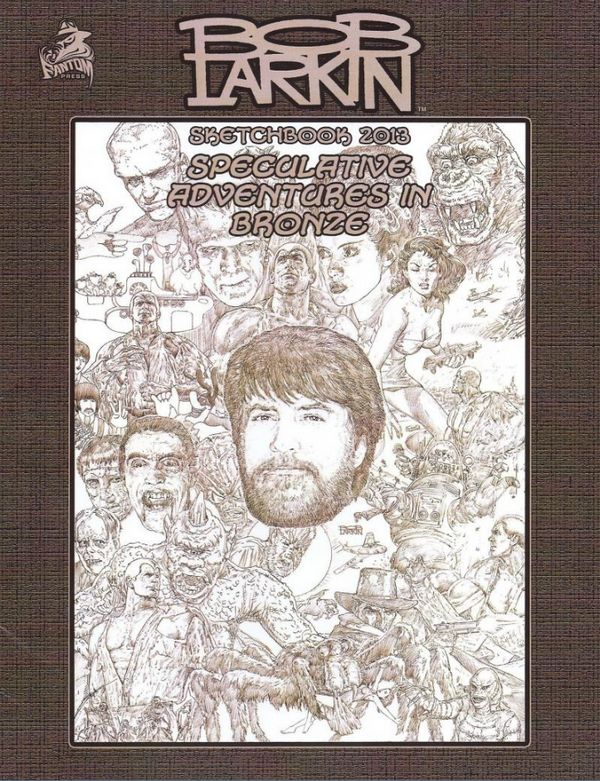 Bob Larkin Sketchbook 2013