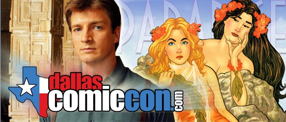 DCC Nathan Fillion