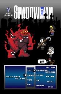 Shadowman HW