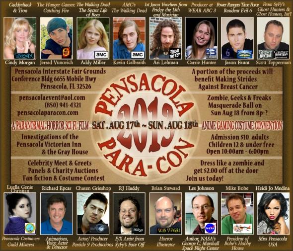 Pensacola Para Con 2013