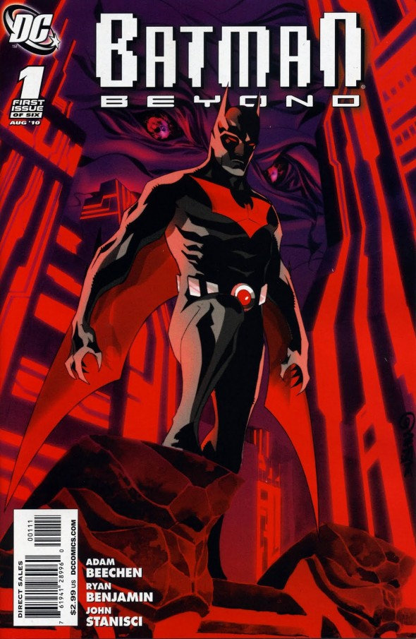 Batman Beyond 01001