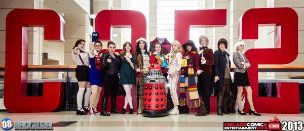 Dr Who C2E2