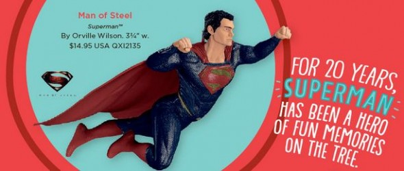 Man of Steel Ornament