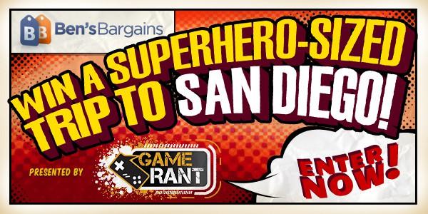 Ben's Bargains SDCC