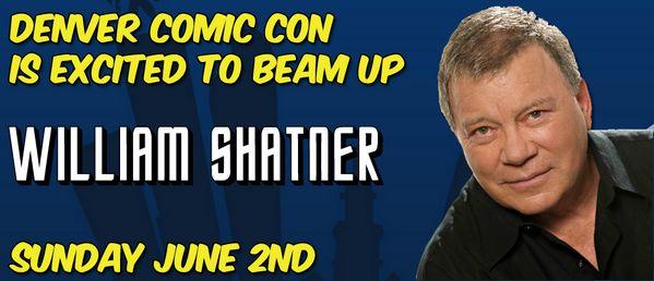 William Shatner Stan Lee Denver