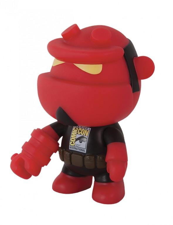 SDCC Hellboy Qee