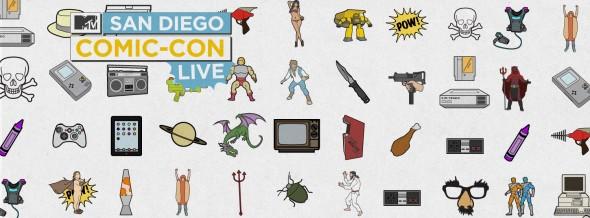 MTV SDCC 2013
