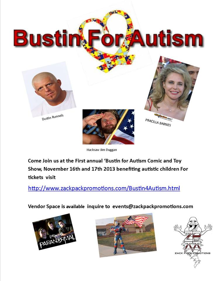 Bustin for Autism