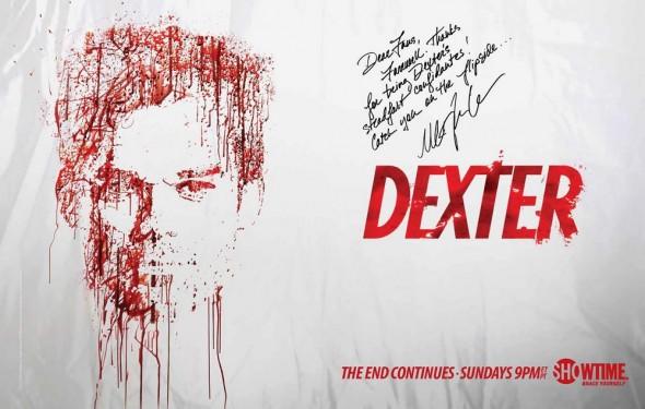 Dexter SDCC 2013